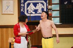 左からすっちー、吉田裕。