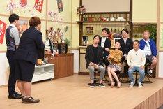 「ぐるナイ!おもしろ荘 若手にチャンスを頂戴今年も誰か売れてSP」のワンシーン。(c)日本テレビ