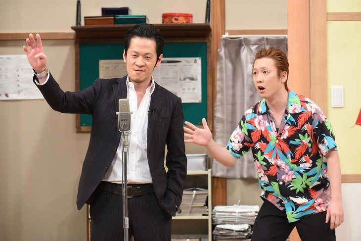 ペンギンズ (c)日本テレビ