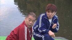 (左から)出川哲朗、よゐこ濱口。(c)テレビ朝日
