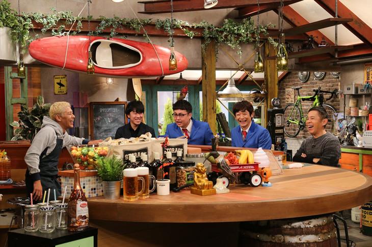 「おかべろ」1月7日放送回のワンシーン。(c)関西テレビ