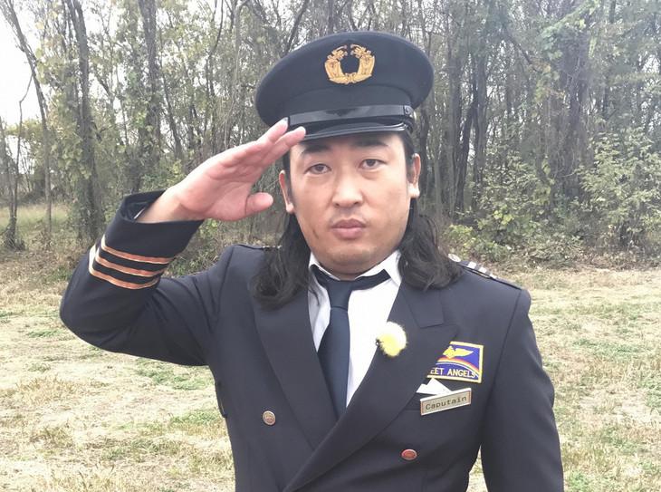 ロバート秋山 (c)メ~テレ