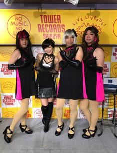 メジャーデビューシングル「ONE NIGHT SEXY GIRL!!!」発売前日に解散したキケチャレ!寿。