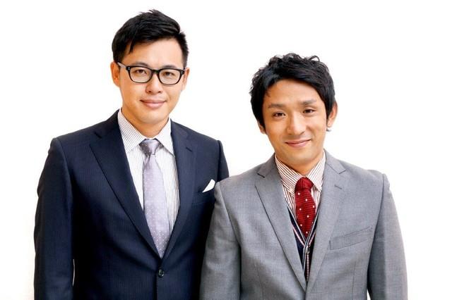 アルコ&ピース平子(左)