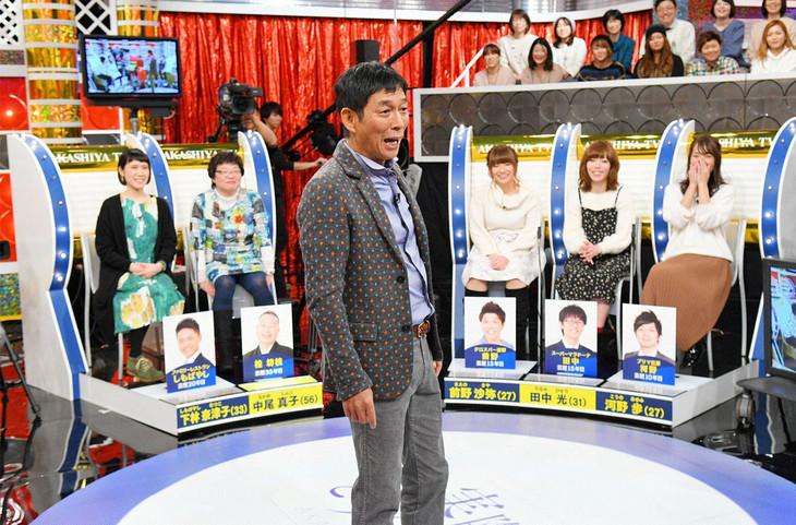 「痛快!明石家電視台」3月13日放送回のワンシーン。(c)MBS