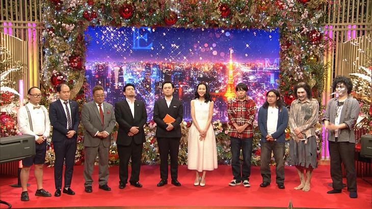 「有田Pおもてなす」の出演者。(c)NHK