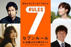 「セブンルール」メインカット (c)関西テレビ