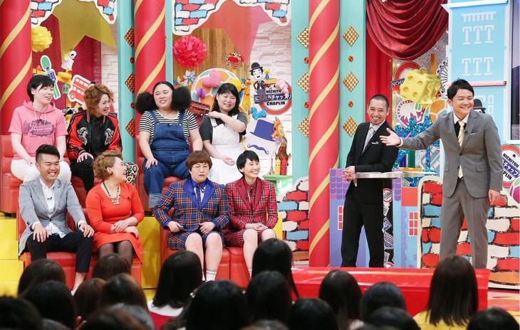 「10段階で3です女子 日本一決定戦!」の様子。(c)テレビ東京