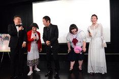 終始ベロベロで上機嫌の筧利夫に爆笑する共演者たち。