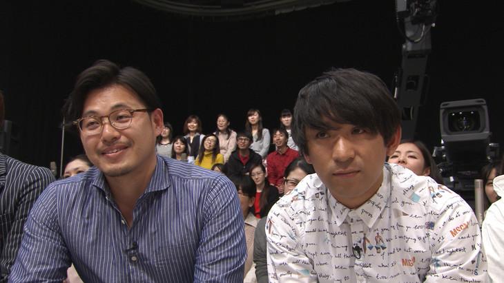 「笑×演」に出演するアルコ&ピース。(c)テレビ朝日