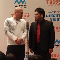 鬼越トマホーク (c)TBSラジオ