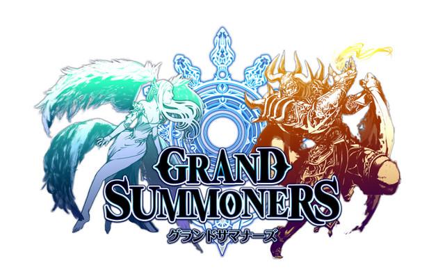 「グランドサマナーズ」ロゴ