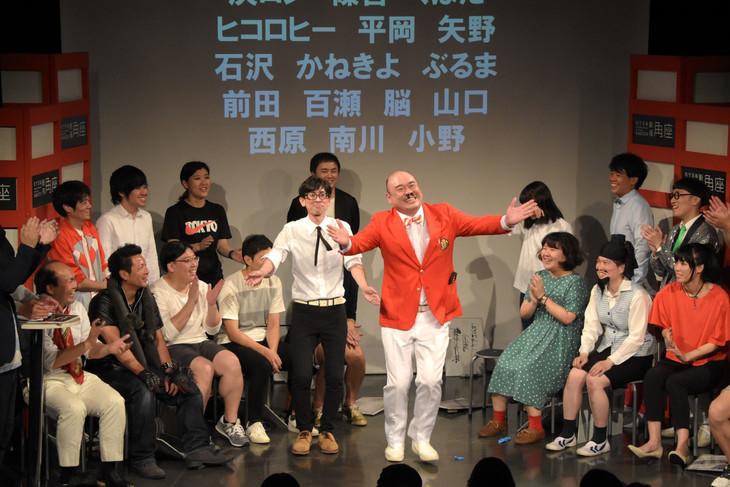 初代「他、なんかあるやつおる!?」王に輝いたのは新宿カウボーイかねきよ。