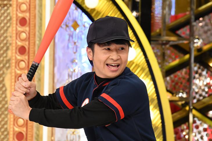 オードリー若林 (c)日本テレビ