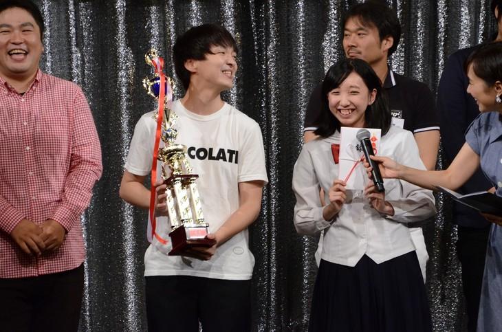 お笑いハーベスト大賞2017」優勝...