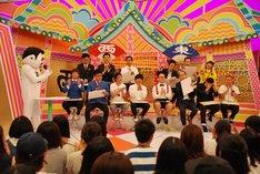 「東西対抗!大喜利合戦!」のワンシーン。(c)中京テレビ