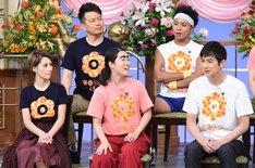 「行列のできる法律相談所」の出演者たち。(c)日本テレビ