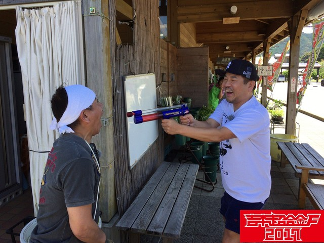「吉本超合金F 2017 帰ってこいよ!超合金90分SP」のワンシーン。(c)テレビ大阪