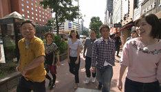 「ごぶごぶ」9月12日放送回のワンシーン。(c)MBS