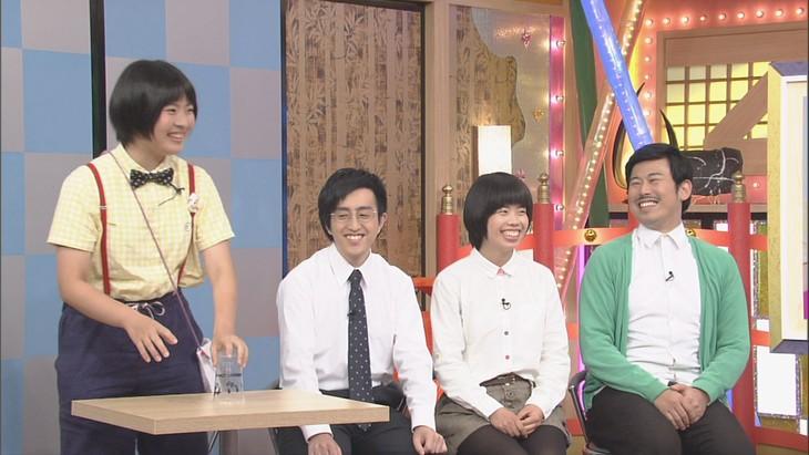 「本能Z」に出演する(左から)いかちゃん、おとぎばなし、岡野陽一。(c)CBC