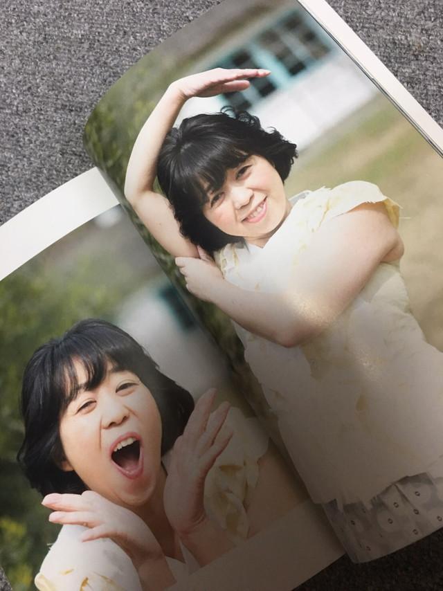 八幡カオル写真集「many many face」より。
