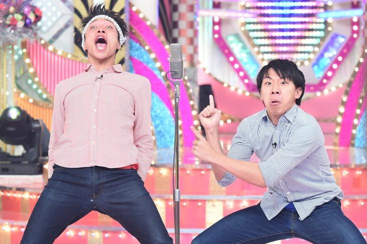 フースーヤ (c)日本テレビ