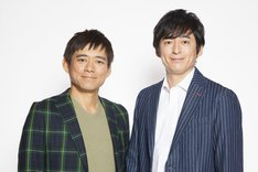 「ただいま、ゲーム実況中!!」に出演する、博多大吉(右)。