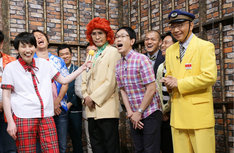 「にちようチャップリン」9月23日放送回のワンシーン。