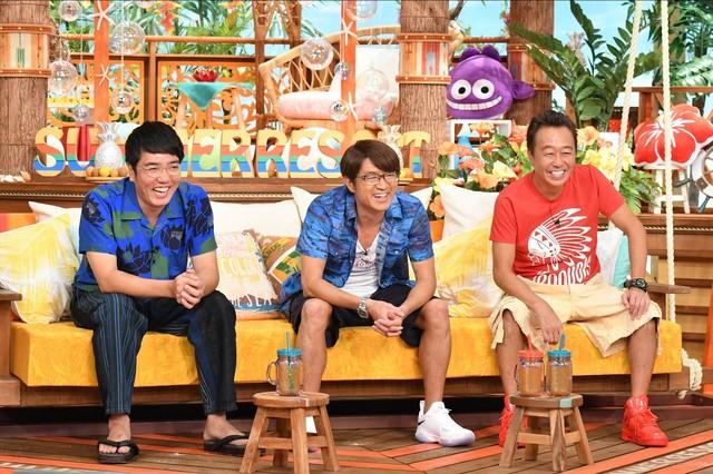 (左から)おぎやはぎ小木、さまぁ~ず。(c)TBS