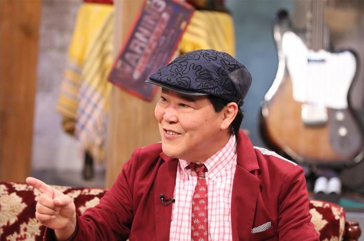 「関ジャニ∞のジャニ勉」に出演する、ダチョウ倶楽部・上島。(c)関西テレビ