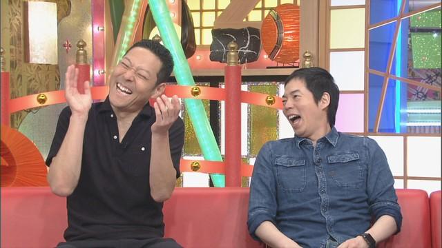 (左から)東野幸治、今田耕司。(c)CBC