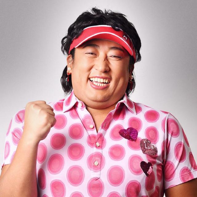 プロゴルファーの犬塚聡子。