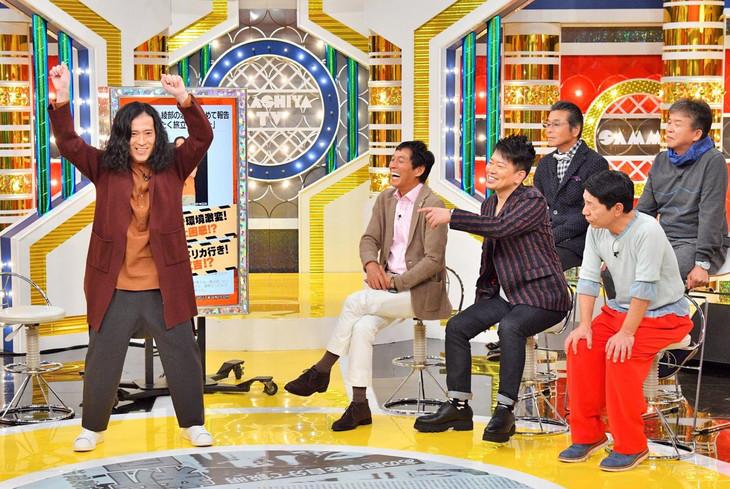 ゲストのピース又吉(左)。(c)MBS