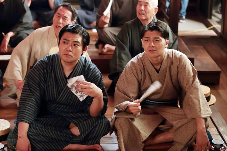 プリマ旦那 (c)NHK