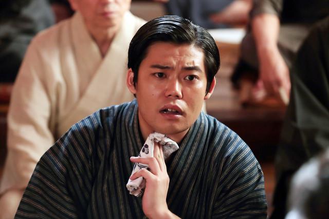 プリマ旦那・野村 (c)NHK