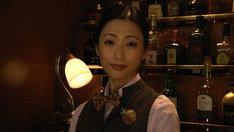「小林賢太郎テレビ9『裏と表』」に出演する壇蜜。(c)NHK
