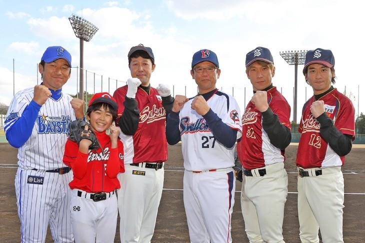 「コヤぶるッ!SPORTS 大みそかSP(仮)」の出演者たち。(c)関西テレビ