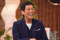 「第3回明石家紅白!」司会の明石家さんま。(c)NHK