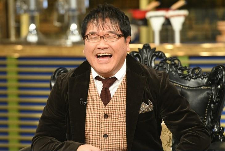 「人生最高レストラン」に出演する、カンニング竹山。(c)TBS