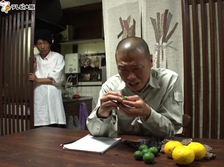 アキナによる再現ドラマのワンシーン。(c)テレビ大阪