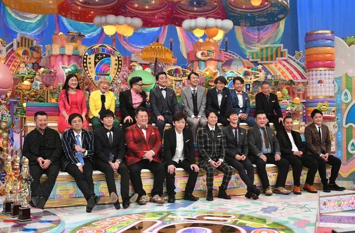 「アメトーーク!大賞2017」の出演者たち。(c)テレビ朝日