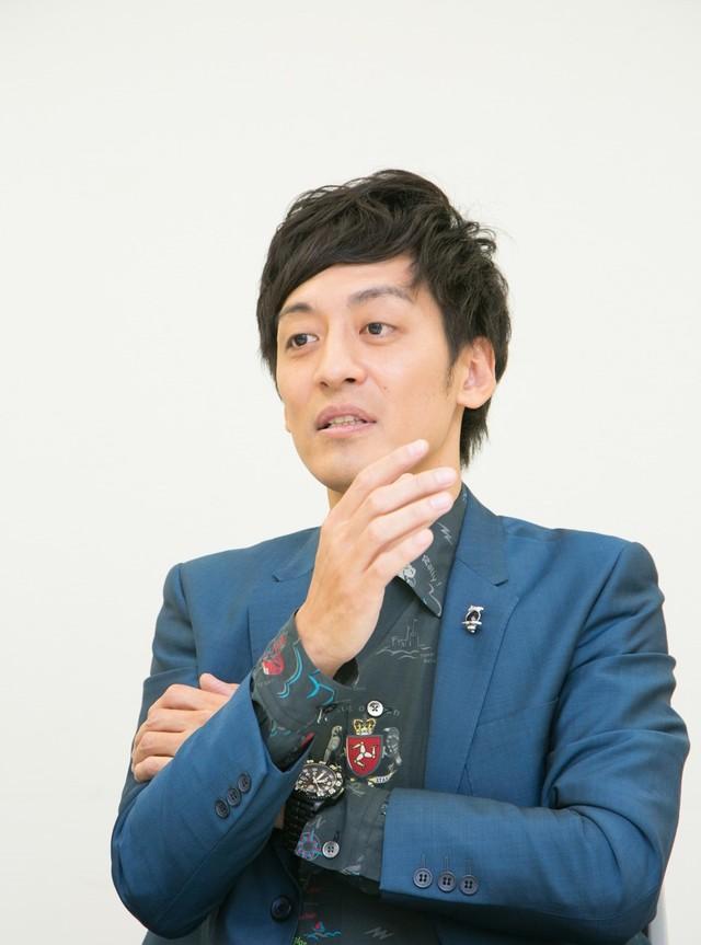とろサーモン村田 (c)ABC