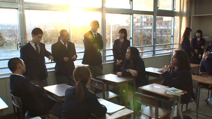 「ドラマチックハートブレイク王」のワンシーン。(c)テレビ東京