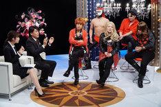 「テレ東がコント作っちゃいました~ふ~ん、それがどうした!~」のワンシーン。(c)テレビ東京