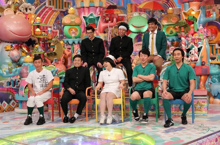 「アメトーーク!」に集結する「寮生活してた芸人」たち。(c)テレビ朝日