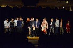 今年1月に行われた「フライデーナイトライブ」50回記念スペシャルの様子。