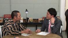 打ち合わせで揉めだす千鳥。(c)テレビ東京