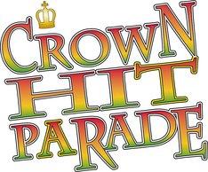 「CROWN HIT PARADE」ロゴ