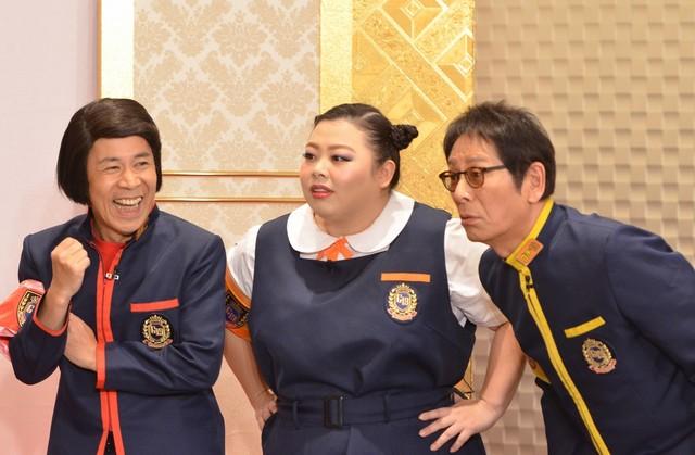 「ぐるナイ ゴチ19 今年の新メンバー2人は誰だ!?SP」のワンシーン。(c)日本テレビ