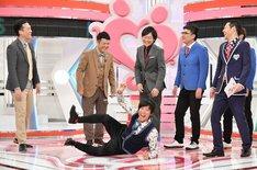 「漫才Lovers」のワンシーン。(c)読売テレビ